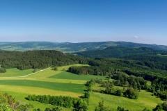 Panorama Rhön