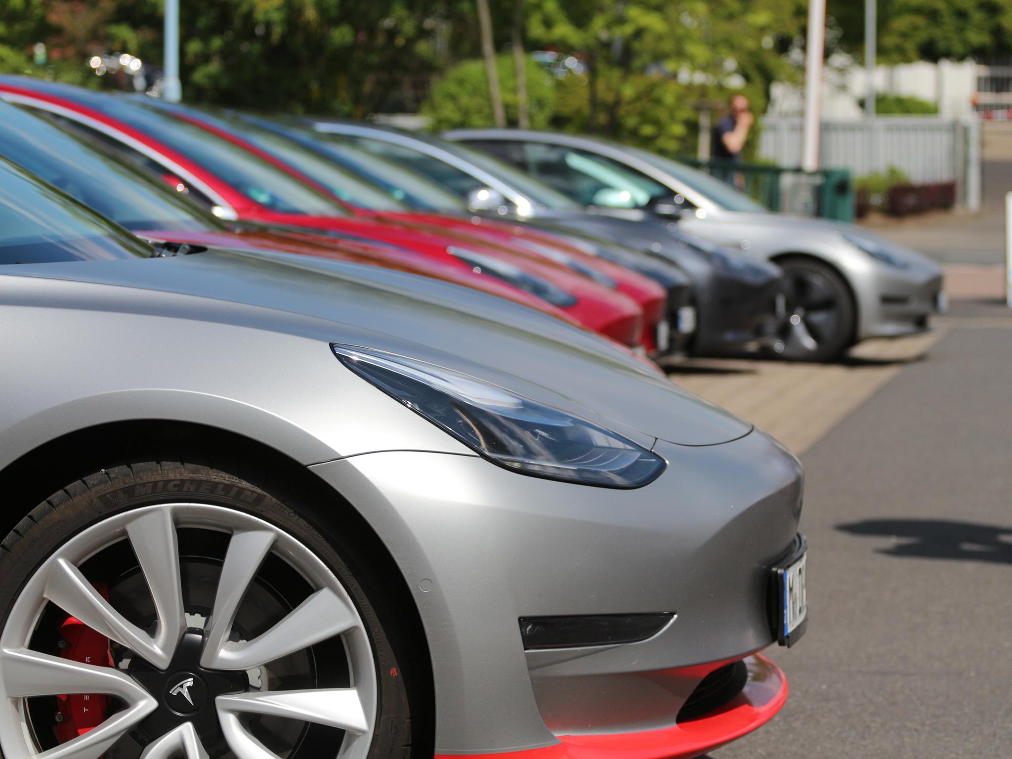 Tesla Treffen in Fulda